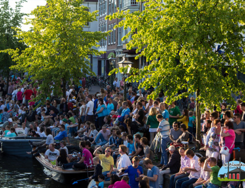 Lakenfeesten in Leiden met o.a. de Peurbakken race en het Bierfestival